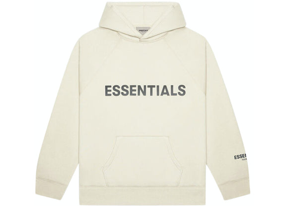 FEAR OF GOD - ESSENTIALS - Hoodie Buttercream