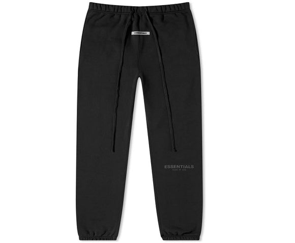 FEAR OF GOD - ESSENTIALS Sweatpants Black