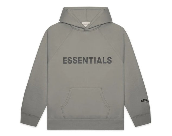 FEAR OF GOD - ESSENTIALS - Hoodie Cement
