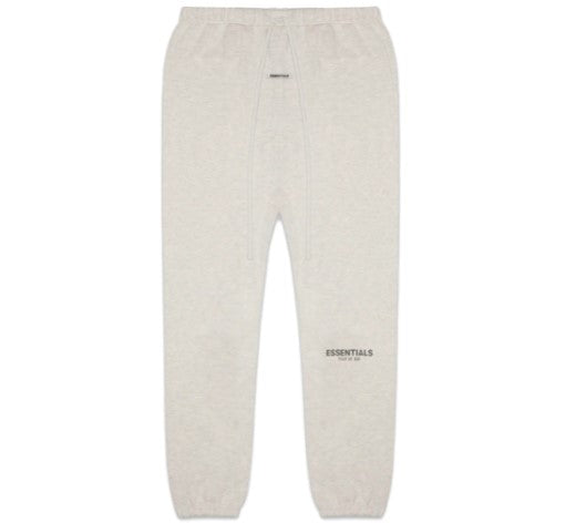 FEAR OF GOD - ESSENTIALS Sweatpants Light heather oatmeal