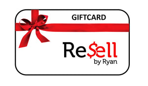 Resell by Ryan Giftcard