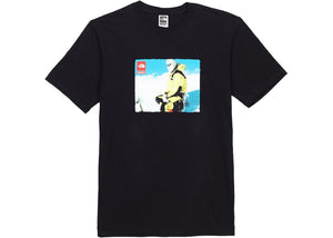 Supreme / The North Face Photo T-Shirt  Black