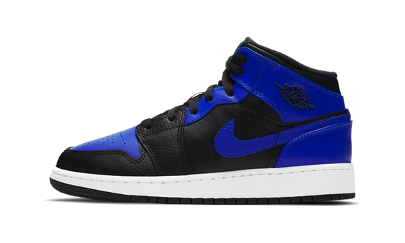 Jordan 1 Mid - Hyper Royal (GS)