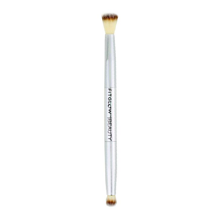 Teddy Double Eye Brush