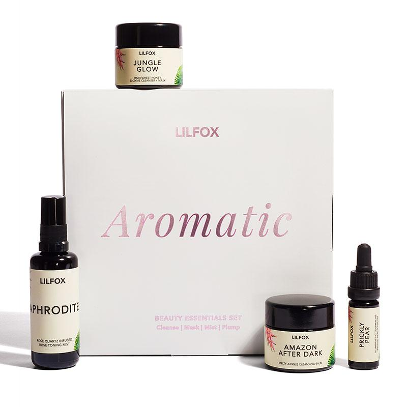 Aromatic Beauty Essentials Set