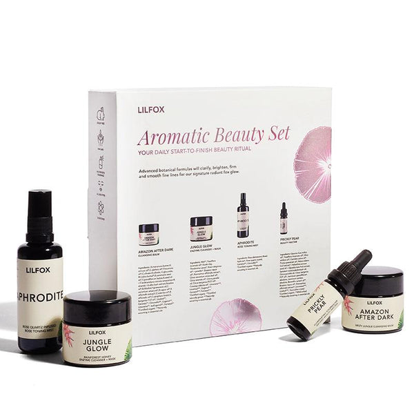 Essentials Aromatic Beauty Set