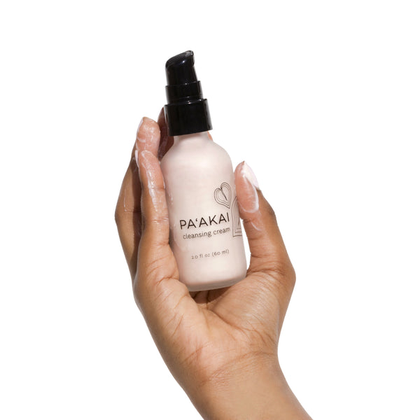 Pa'akai Cleansing Cream