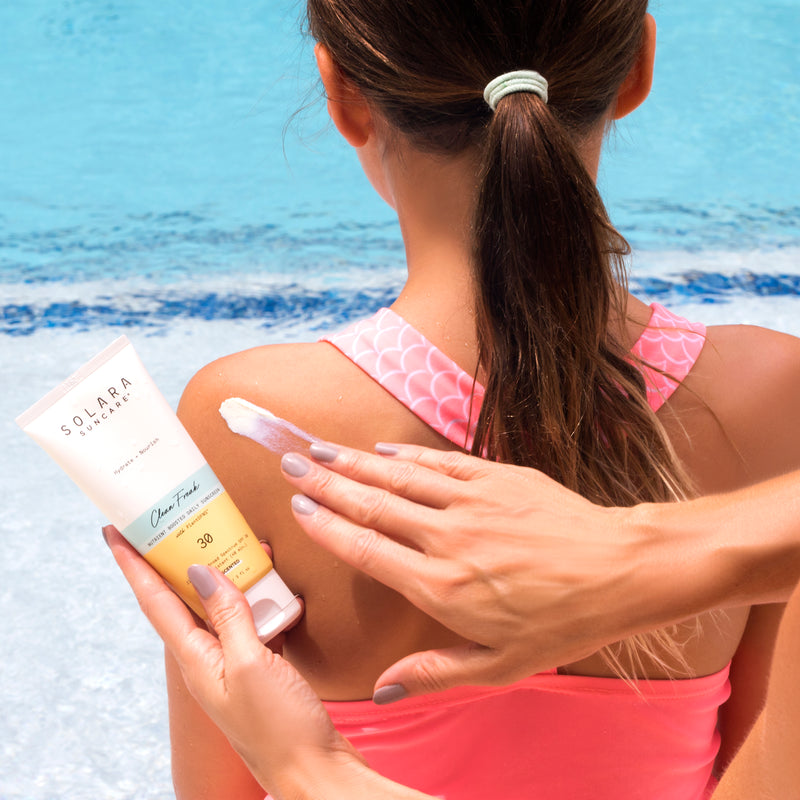 Clean Freak Nutrient Boosted Daily Sunscreen