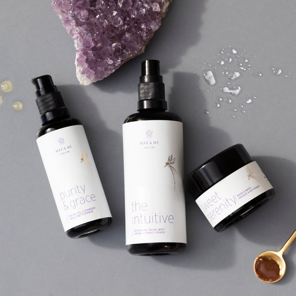 Purity + Grace Facial Cleansing Oil