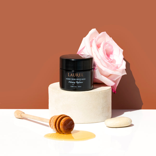 Honey Rose Spice Mask