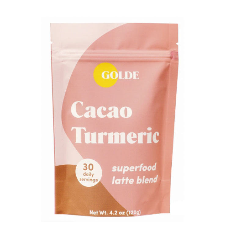 Cacao Turmeric Latte Blend