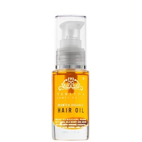 Scented Hair Oil