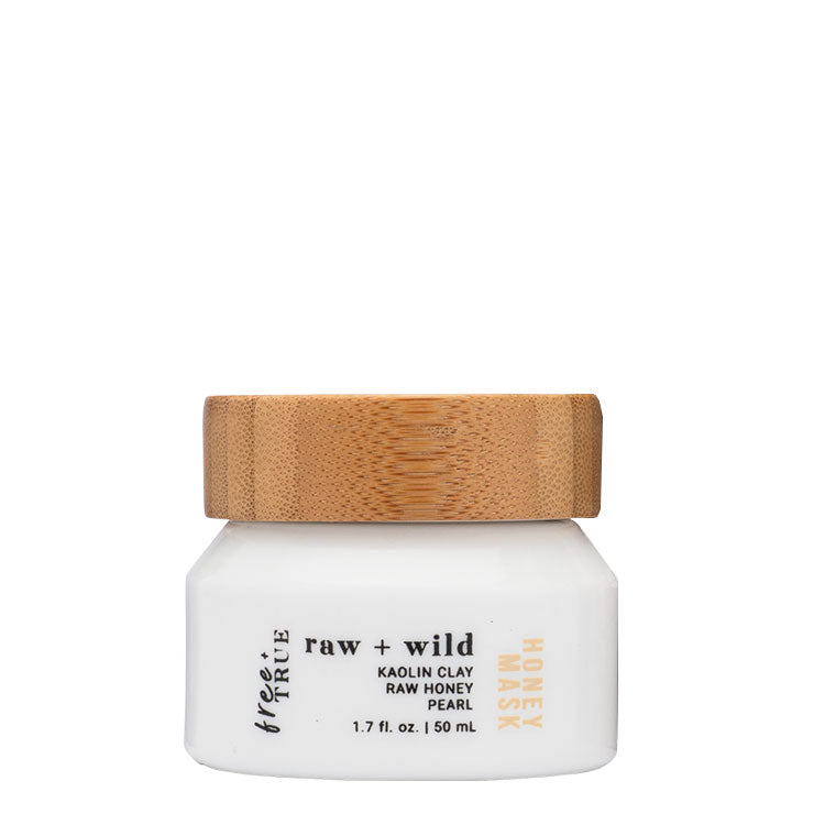 Raw + Wild Honey Mask