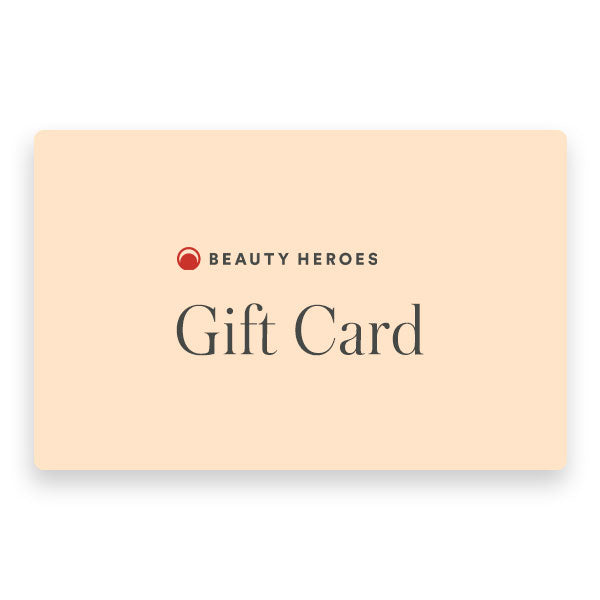 Beauty Heroes Gift Card