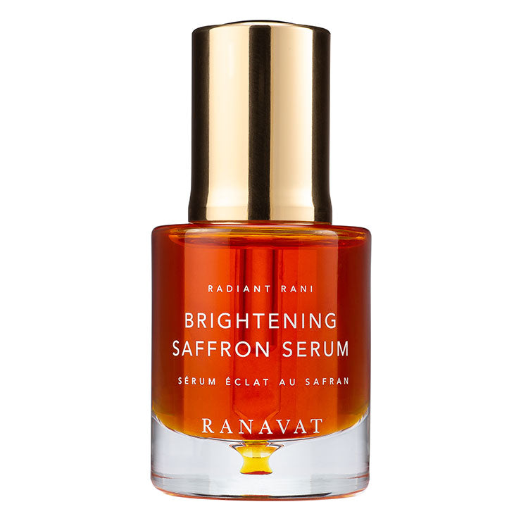 Radiant Rani Brightening Saffron Serum