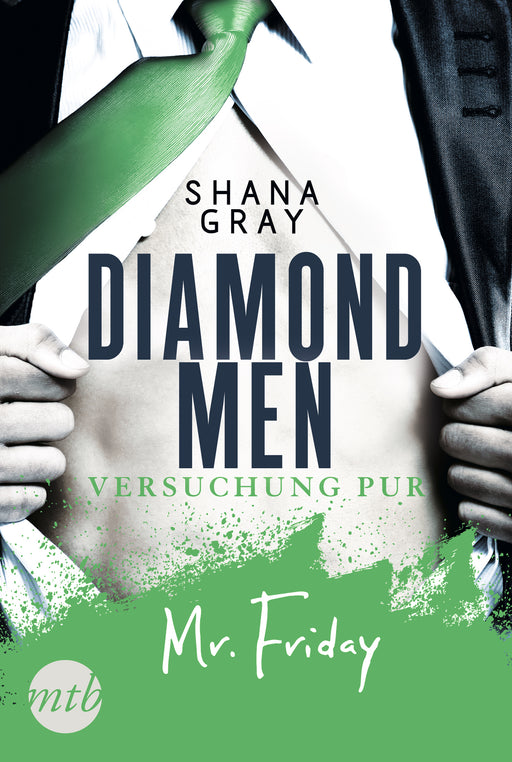 Diamond Men - Versuchung pur! Mr. Friday-CORA Verlag