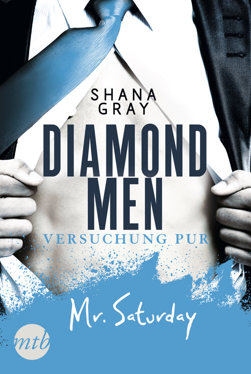 Diamond Men - Versuchung pur! Mr. Saturday-CORA Verlag