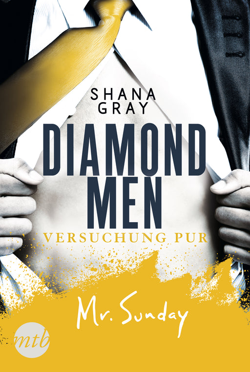 Diamond Men - Versuchung pur! Mr. Sunday-CORA Verlag