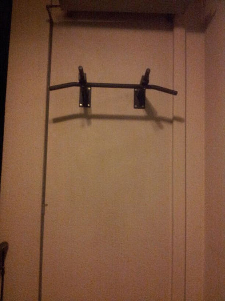 Wall Mount Pull up Bar / Dip station