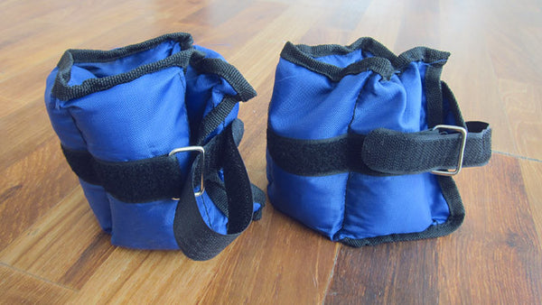 Ankle Weights (0.5kg - 2kg Pair)
