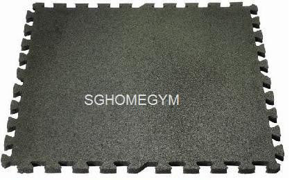 INTERLOCKING RUBBER MAT (10MM THICKNESS)
