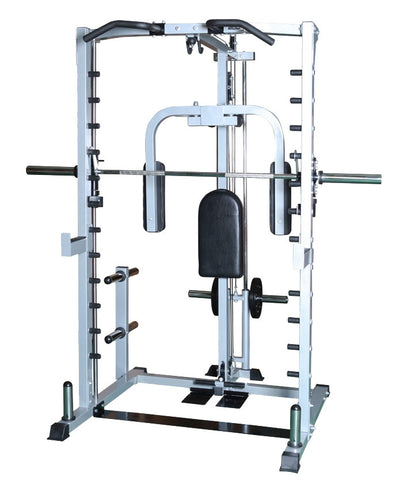 Smith Rack with LAT & FLY Attachment