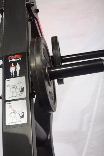 STERLING - CHEST PRESS