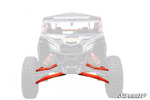 Can-Am Maverick X3 High Clearance Boxed Front A Arms