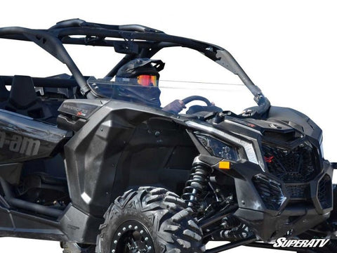 Can-Am Maverick X3 Half Windshield