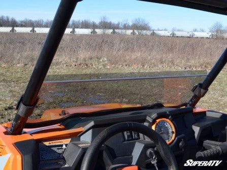 Polaris RZR XP Turbo Half Windshield