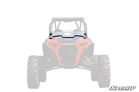 Polaris RZR Turbo S Half Windshield