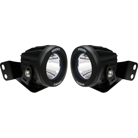 Polaris RZR A-Pillar Light Kit