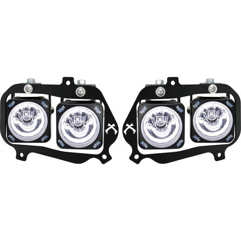 Polaris RZR 900/570/170 Headlight Upgrade