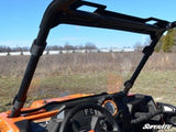 Polaris RZR XP Turbo Full Windshield
