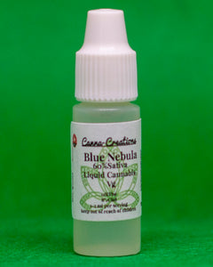CBD Blue Nebula 3ml Regular Strength