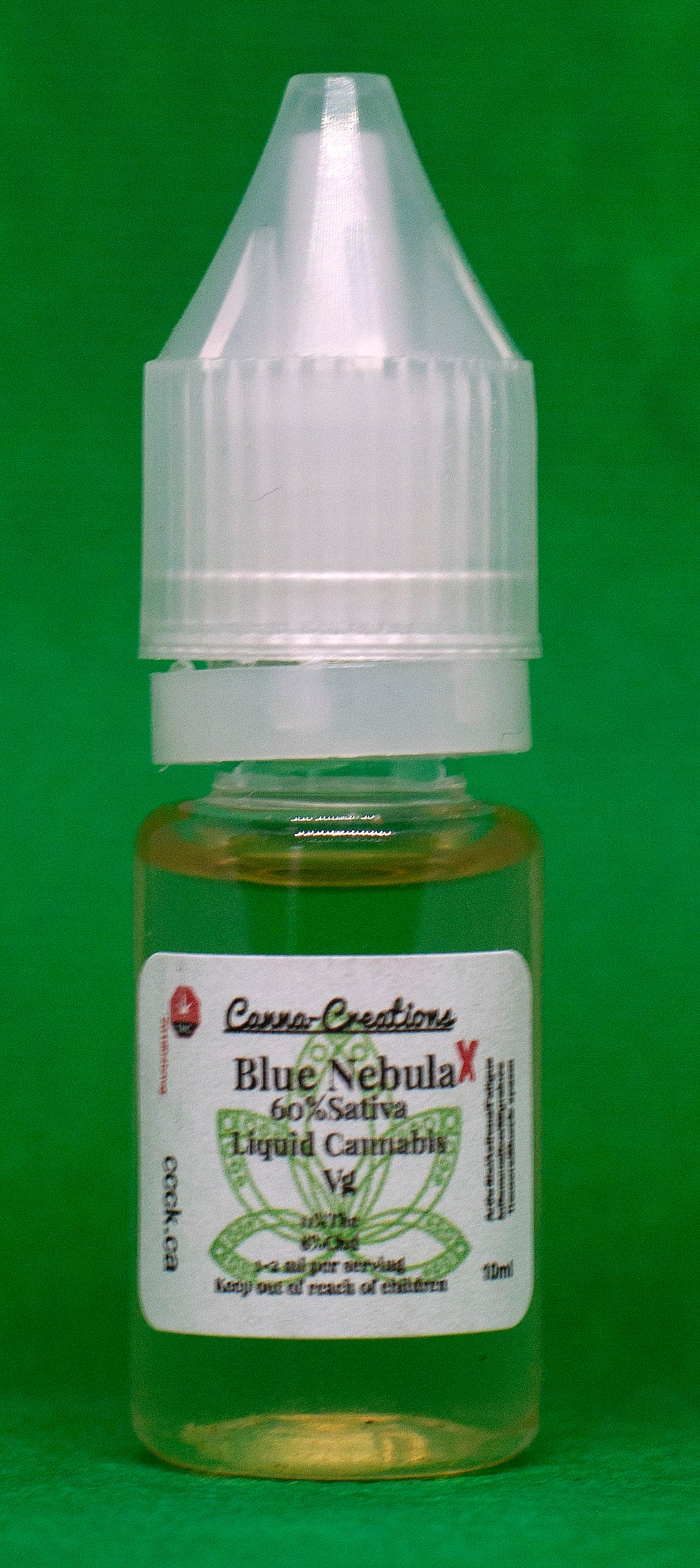 CBD Blue Nebula 10ml Extra Strength
