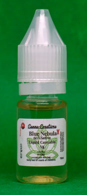CBD Blue Nebula 10ml Regular