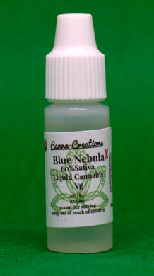 CBD Blue Nebula 3ml Extra Strength