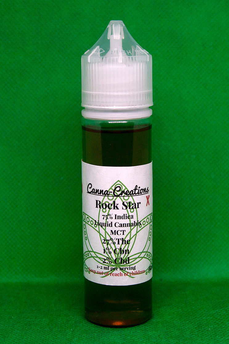 Rock Star MK 60ml X