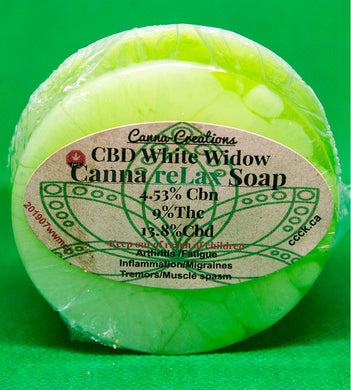 Canna reLax Soap