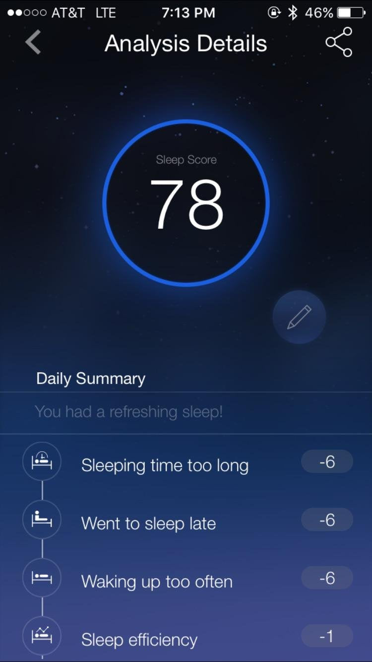 Intelligent Sleep Sensor