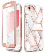 iPhone 8 | 7 Cosmo Case-Marble Pink