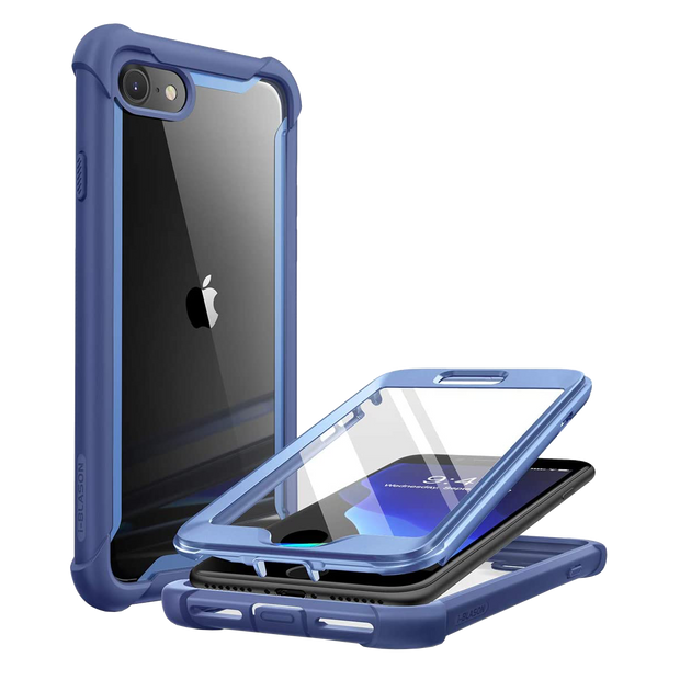iPhone SE (2020) Ares Case-Blue