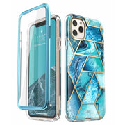 iPhone 11 Pro Cosmo Case-Ocean Blue