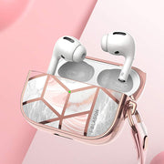 Apple AirPods Pro Cosmo Case-Marble Pink