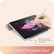 iPad Pro 12.9 inch(2018) Cosmo Case-Marble Pink