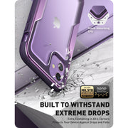 iPhone 11 Magma Case-Purple