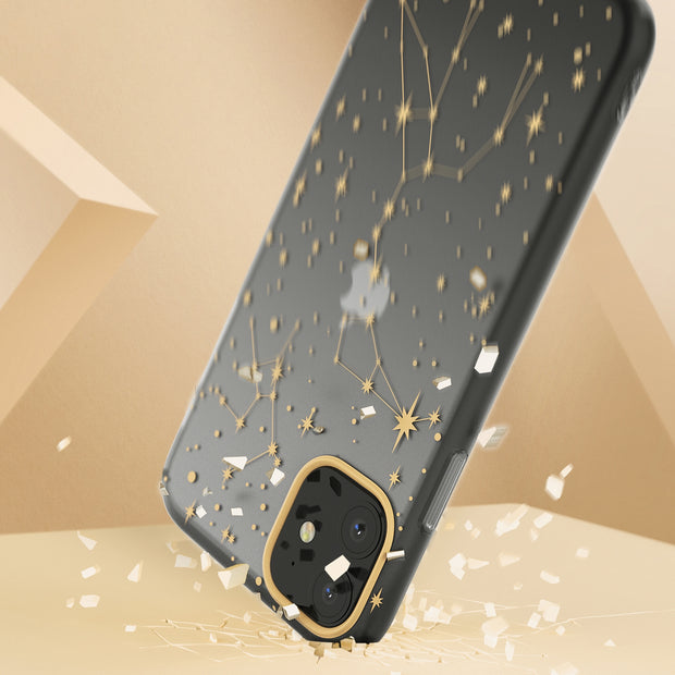 iPhone 11 OMG Case-Starry Black