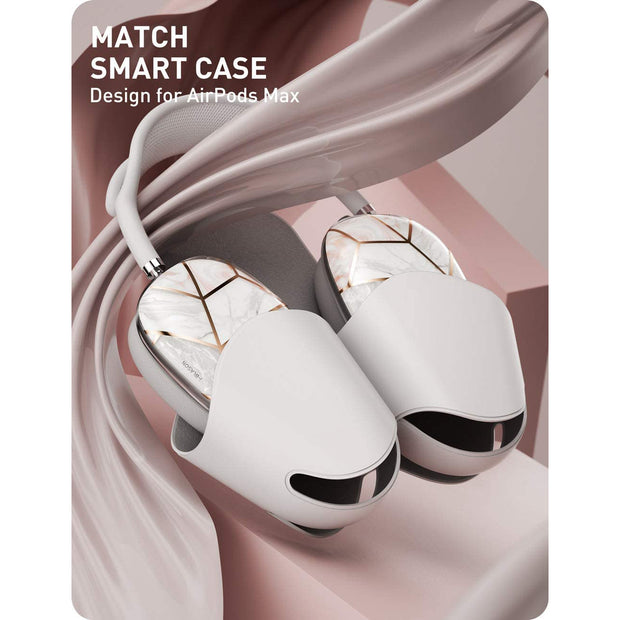 AirPods Max Cosmo Case - Marble Pink