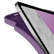 iPad Pro 11 inch (2020) Cosmo Case - Marble Purple